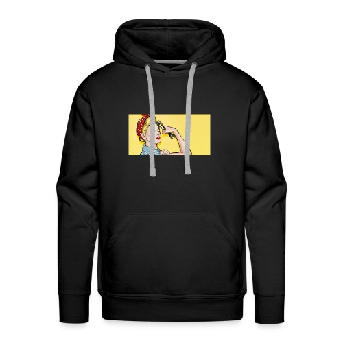 Women Power T-shirt - Sweat-shirt à capuche Premium pour hommes