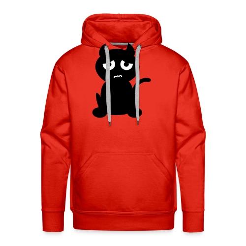 poesje - Mannen Premium hoodie