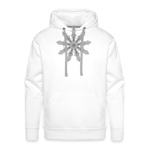 Magic Star Tribal #4 - Men's Premium Hoodie