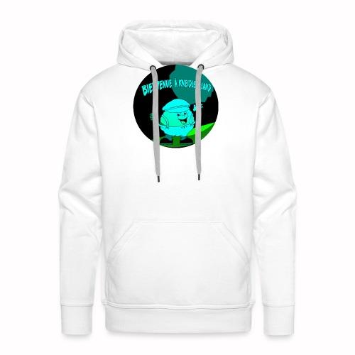 mecano2 - Sweat-shirt à capuche Premium pour hommes