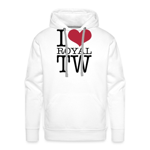 I Love Royal Tunbridge Wells - Men's Premium Hoodie