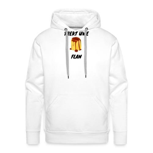 Trekken leeg - Mannen Premium hoodie