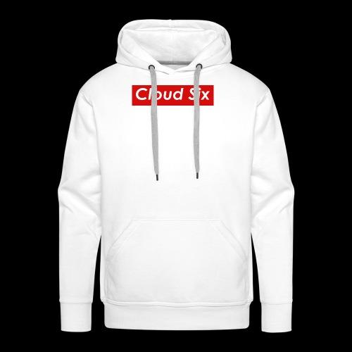 Cloud Six - Miesten premium-huppari