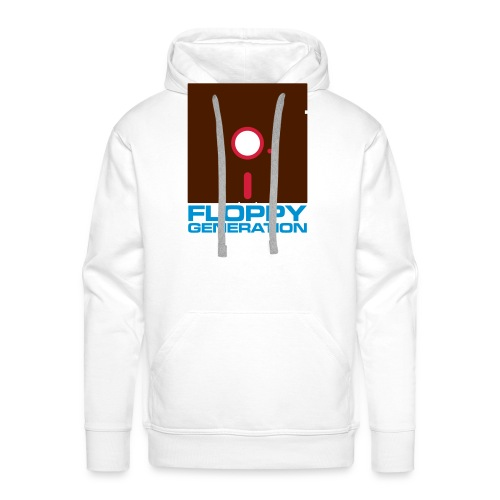 Floppy Generation 3c - Men's Premium Hoodie