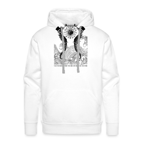 hypo - Sweat-shirt à capuche Premium pour hommes