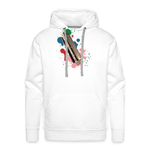 Colorful T-Shirt - Man - Men's Premium Hoodie