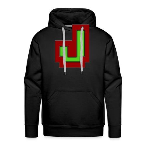 Stilrent_J - Herre Premium hættetrøje