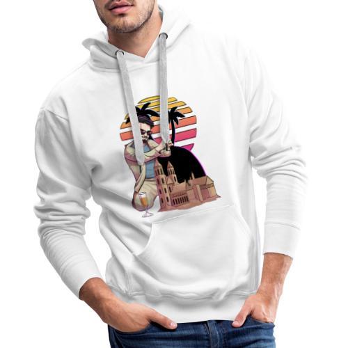 Madgeburg | Majemmi Dropical - Männer Premium Hoodie