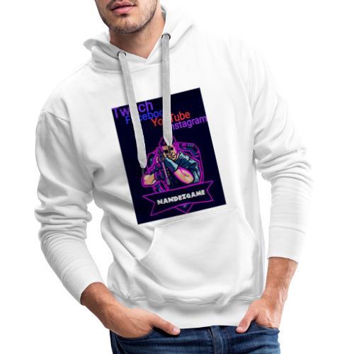 IMG 20200423 102319 - Männer Premium Hoodie
