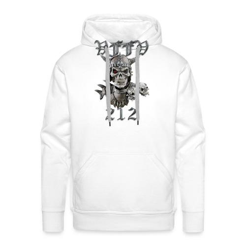 Vikings ærme vector - Herre Premium hættetrøje