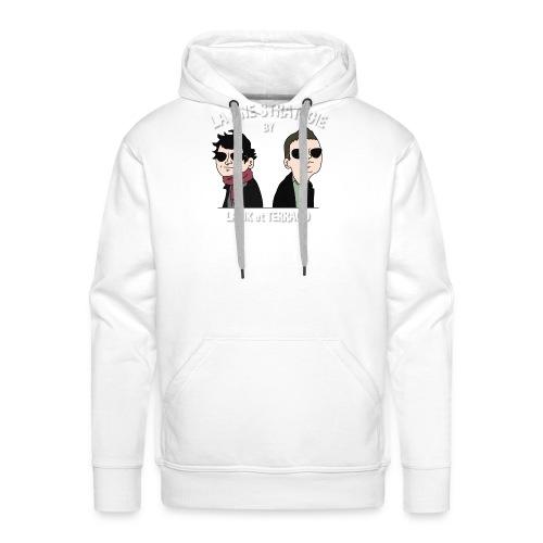 lafinestratégie - Sweat-shirt à capuche Premium pour hommes