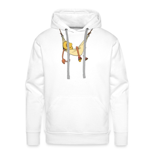 Summertime by Daiv - Sweat-shirt à capuche Premium pour hommes