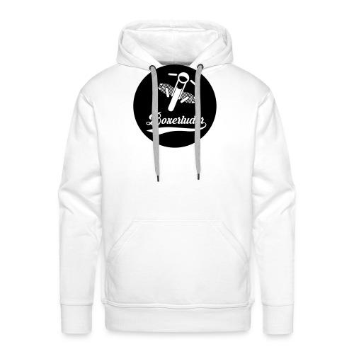 boxerluder-logo - Männer Premium Hoodie