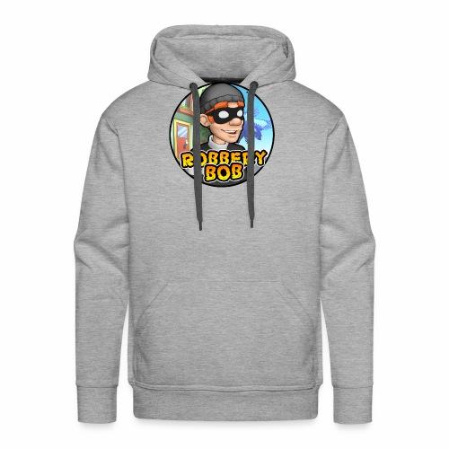 Robbery Bob Button - Men's Premium Hoodie