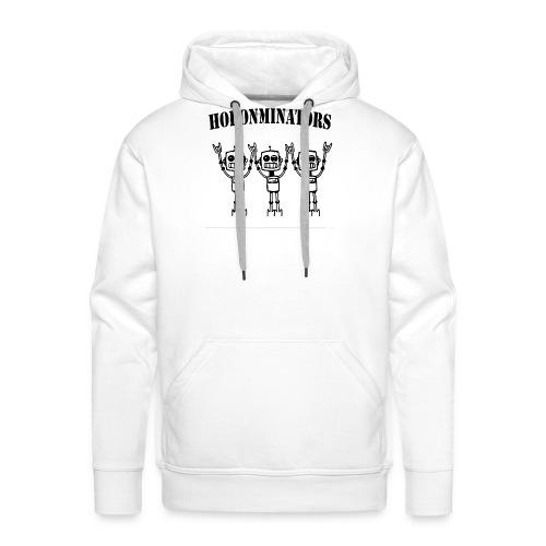 Horonminators Black - Männer Premium Hoodie