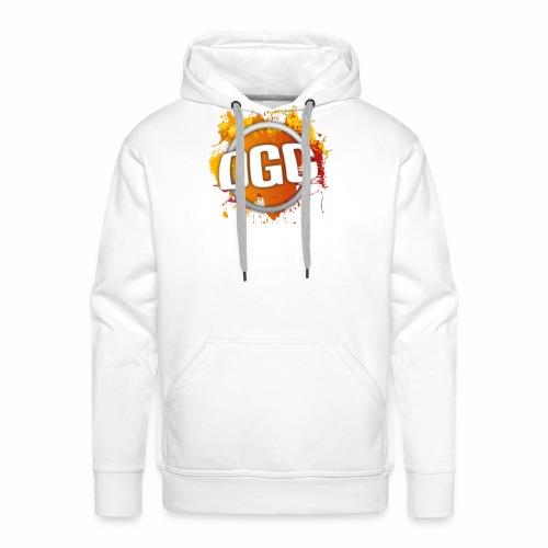 Merchlogo mega png - Mannen Premium hoodie