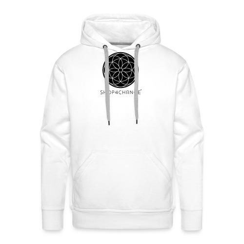 S4C phone case black - Mannen Premium hoodie