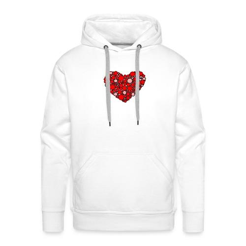 Hjertebarn - Herre Premium hættetrøje