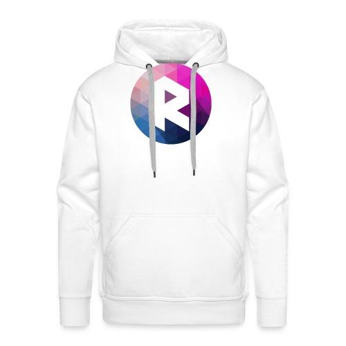 radiant logo - Men's Premium Hoodie