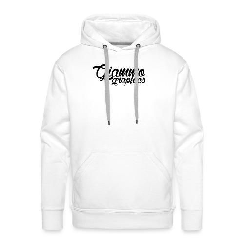 Maglietta GiammoGraphics #1 - Felpa con cappuccio premium da uomo
