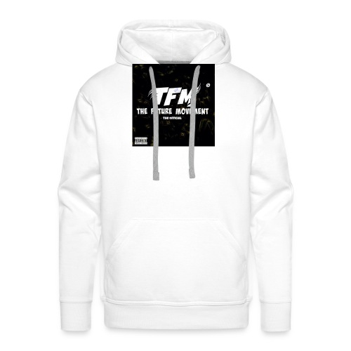 The Future Movement (black) - Mannen Premium hoodie