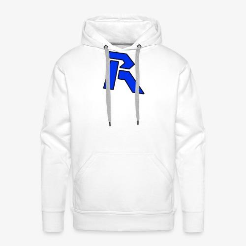 Rainkz Logo Pullover - Männer Premium Hoodie