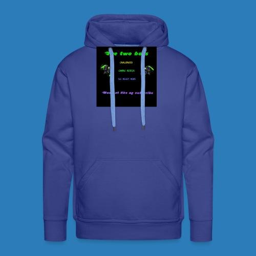 LUISJAKUBINTRO-jpg - Herre Premium hættetrøje