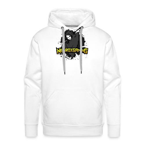 NekroxGaming Coffee - Men's Premium Hoodie