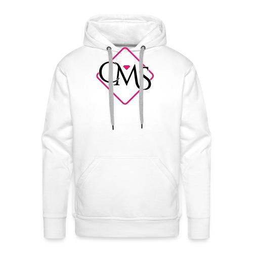 Tasse Check My Style - Sweat-shirt à capuche Premium pour hommes