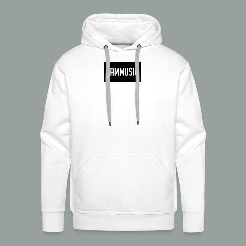 Nice sweater Dammusic - Mannen Premium hoodie