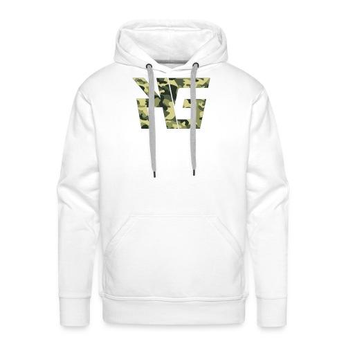 KG Forest Camo - Men's Premium Hoodie