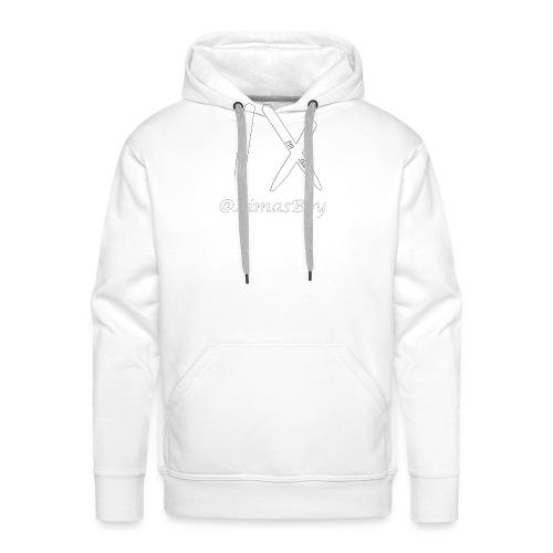 Ivo Ximas Logo - Sweat-shirt à capuche Premium pour hommes