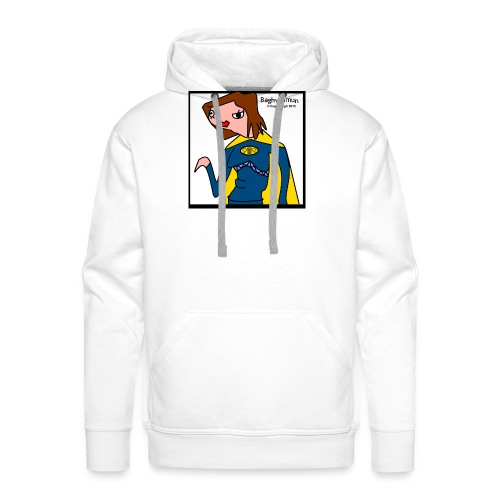 baghwomun [ladies] - Mannen Premium hoodie