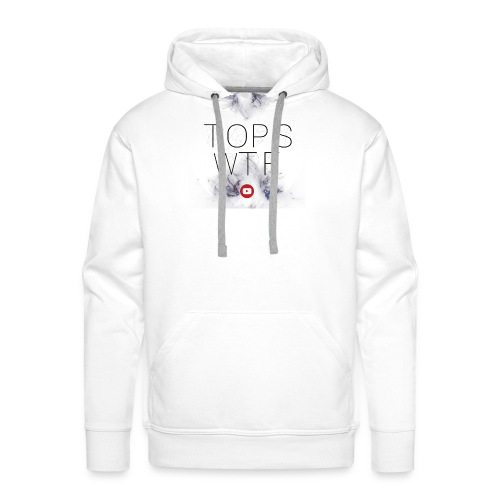 Official TOPS WTF T-Shirt - Men's Premium Hoodie