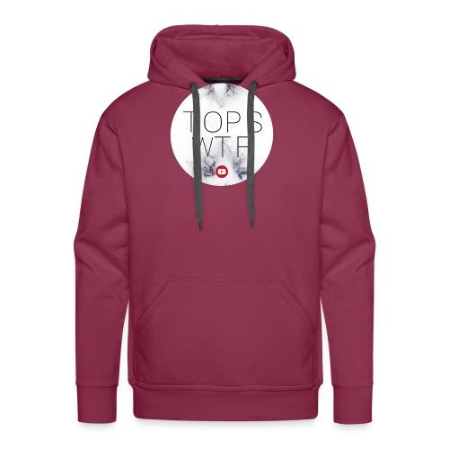 Official TOPS WTF T-Shirt - Men's Premium Hoodie