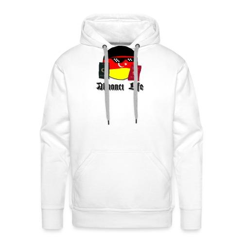 Almanci Life - Männer Premium Hoodie