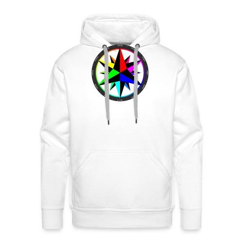 ColorCompass - Men's Premium Hoodie