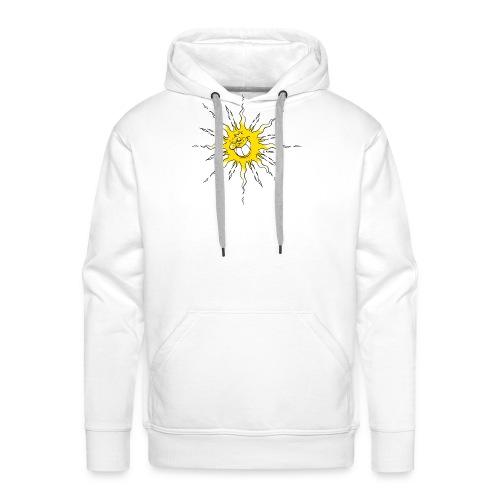 Sonne - Männer Premium Hoodie