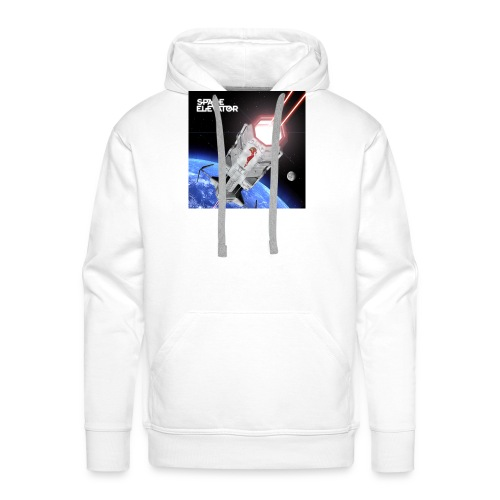 Space Elevator - Album Cover - Men's Premium Hoodie