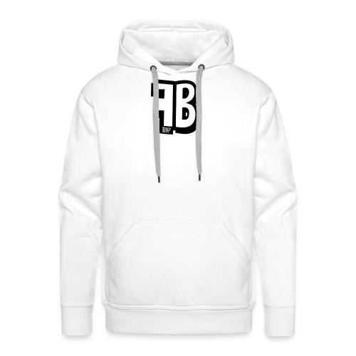 MANNEN BASKETBAL SHIRT - Mannen Premium hoodie