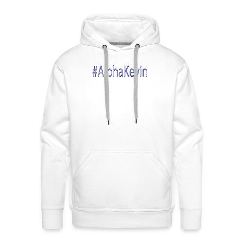 #AlphaKevin - Männer Premium Hoodie
