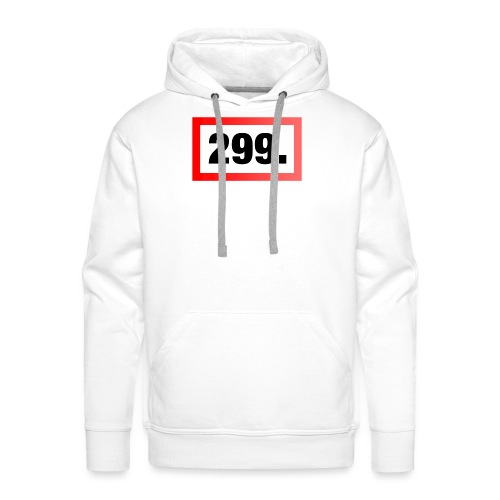 299. Logo - Männer Premium Hoodie