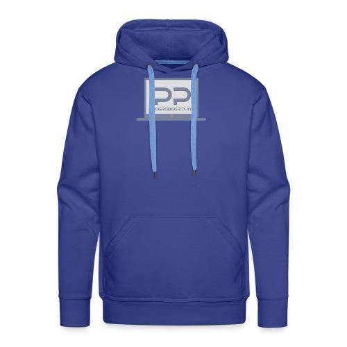 muismat met logo - Mannen Premium hoodie