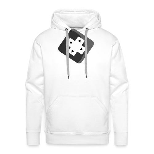 Logo Rox - Sweat-shirt à capuche Premium pour hommes