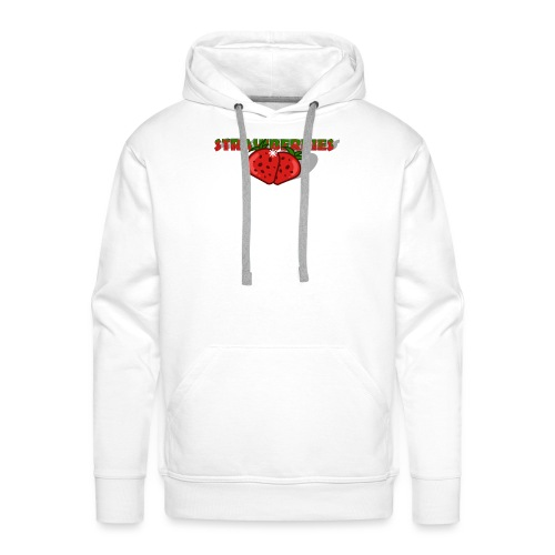 Strawberries - Premiumluvtröja herr