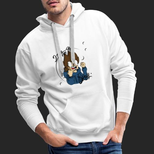I Am Not Okay With This Mug - Men's Premium Hoodie