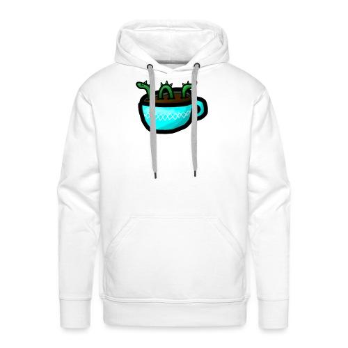 Loch Ness im Kaffee - Männer Premium Hoodie