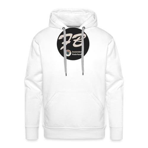 TSHIRT-INSTATUBER-NEDERLAND - Mannen Premium hoodie