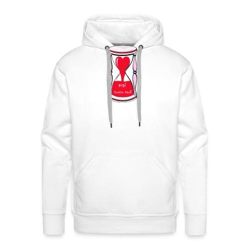 Zeuva - Sudadera con capucha premium para hombre
