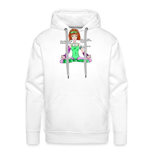 Zen - Sweat-shirt à capuche Premium pour hommes